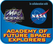 Mad Science NASA Camp